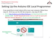 Setting Up Arduino Step by Step