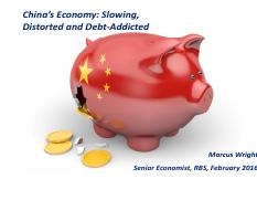 china-slowingdistortedanddebt-addicted-160201133559