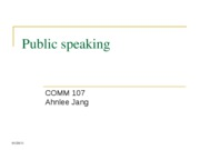 chapter 11-Public Speaking.ppt