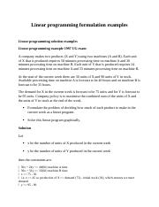 Linear programming formulation examples.docx