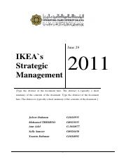 60917979-IKEA-s-Strategic-Management
