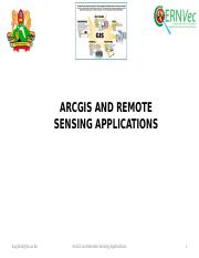 ArcGIS and Remote Sensing Applications_EDITED.pptx