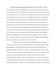 Lean in Essay (1)