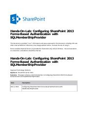 10.1._SharePoint_2013_Authentication_-_Lab_Manual.pdf