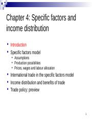Chapter 4 Specific factors model_HUBwise.pptx