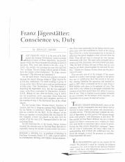 Franz_Jagerstatter_Article_and_Questions