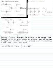 Circuits Exam 1C Review