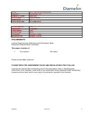 Auditing 3A Exam Memo - Copy.pdf