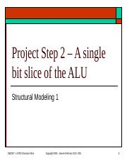Lect PS02 - Project Step 2.ppt