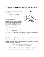 Solution Manual for Fluid Mechanics 8th Edition by White