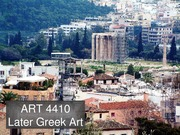 34 - Foreign patronage in Athens-November 26
