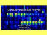 Microarray_design_analysis