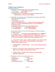 Answers_worksheet_18 (Intermolecular forces)