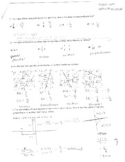 Math 10C Linear Functions Assignment Pg.3