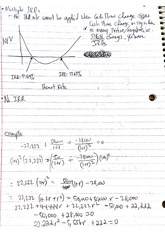 Managerial Finance Class Notes 13