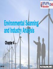 MBA106 Chapter  4 Environmental Scanning and Industry Analysis.pdf