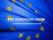 CH3- THE EUROPEAN UNION BLUE SLIDE-1