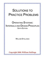 operating system concepts 9th edition solution manual