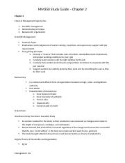 MM350 Study Guide Chapter 2.docx