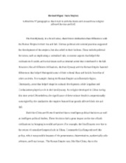 an overview of the summer assignment Ap us government and politics summer assignments the purpose of these summer assignments is to give students an should have a summary of what.