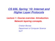 CS656-Spring10-Lect1
