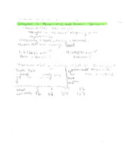 Chapter 1 Notes on Structure of Atom and Different Measurments