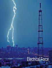 3 Electric Force UPDATED