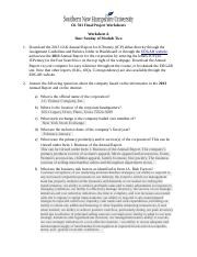 Worksheets (A-F) Final Worksheet project.docx