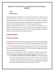 IMMUNITY AS AN EXCEPTION TO JURISDICTION PIL.pdf