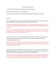 POB 3.02 The Decision Making Process Activities.docx