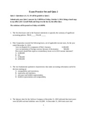 Exam 1 Practice Set and Quiz 2 (1)