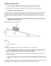 Culminating Lab 2 Solutions