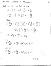 ME 7000 Lecture 4 example problems