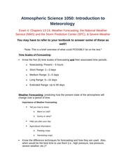 Atmospheric Science 1050 Test 4 review guide(3) (1)