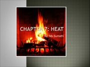 Chapter 7 heat 3