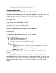 Study notes Part 1 American Romanticism.pdf