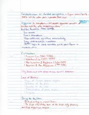 Chapter Two Notes