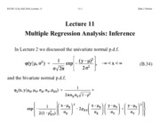 Lecture+11+Multiple+Regression+Analysis+-+Inference
