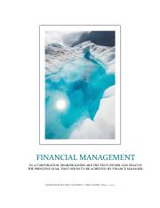 FINANCIAL MANAGEMENT ....the millieum financial management.pdf