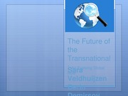 The Future of the Transnational 2