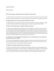 A and P Homework #6.docx