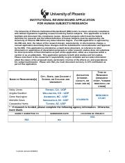 Week 4 - Mock IRB Proposal Worksheet.docx