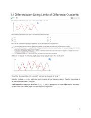 1.4 - Tangent lines on a graph.docx