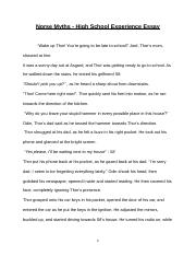 The Norse Myths essay .docx