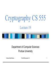 Cryptography pdf stinson