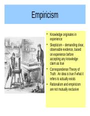 Ppt. Empiricism.ppt