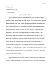 Comp- Research paper