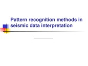Pattern recognition methods