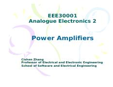 EEE30001-Power Amplifiers.pdf