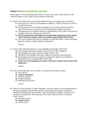 organizational_behavior_chapter_10_quiz